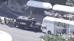 1 dead after shooting on Las Vegas strip