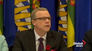 Premier Wall on how western provinces plan to avoid another grain backlog