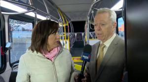 Calgary Transit discusses JOLT