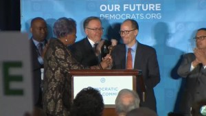 Democrats pick former Obama labour secretary Tom Perez to lead party