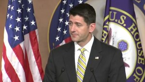 House Speaker Paul Ryan defends Priebus over Scaramucci comments