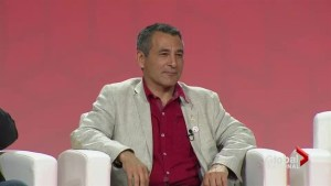 What prompted Fisheries Minster Hunter Tootoo to resign?