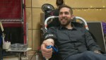 Calgary blood donors called heroes by local cancer survivor