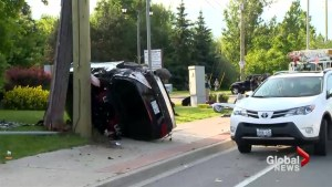 Fatal chain reaction accident in Vaughan kills cyclist, four more in hospital