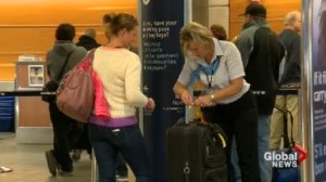 Air Canada price matches Westjet, imposing baggage fees