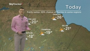 Cole Deakin with your full skytracker forecast Tuesday, February 2nd
