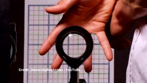 Researchers create invisibility cloak inspired by Harry Potter