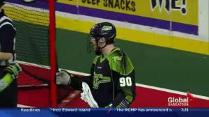 Saskatchewan Rush building tradition in the city