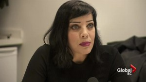 Bif Naked completes a week on welfare