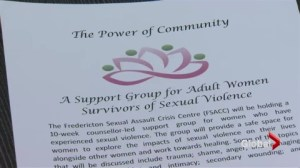 Fredericton sexual assault centre says more needs to be done