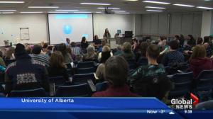 Alberta's Indigenous land defenders support Standing Rock