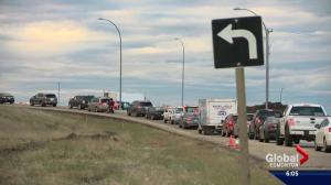 Plan to improve traffic around Edmonton airport