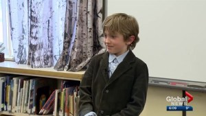 Weather education at St. Philip School