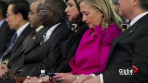 Hillary Clinton's private email address becomes political headache