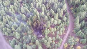 TSB investigators on scene site of small plane crash near Kelowna