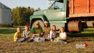 Three young sisters die in Alberta farm accident