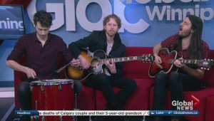 Attica Riots perform live on Global News Morning