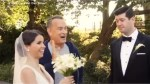 Tom Hanks photobombs wedding photo shoot in Central Park