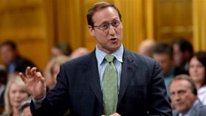 Global exclusive: Peter MacKay the favourite to replace Harper?