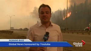 Global News video cracks Youtube's Top Viral Videos of 2016