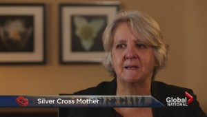 Silver Cross mother Sheila Anderson speaks about the mark her son left