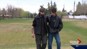 'Paying it forward': Calgary homicide victim's dad supports another in need