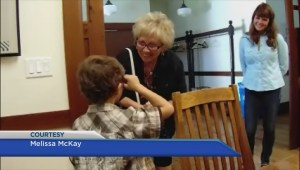 Heartwarming video shows woman's reunion with deceased husband's wedding ring