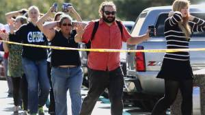 Oregon police trying to determine college shooter's motive