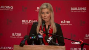 Liberals back floor-crosser Eve Adams to unseat Joe Oliver