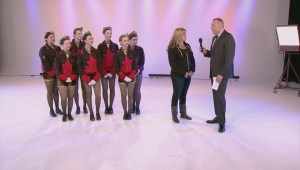 Team Canada's tap dancers are heading to World Championships