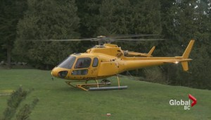 Wreckage found in North Shore mountains