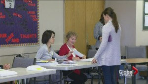 Albertans heading to the polls Monday in four provincial by-elections