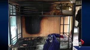 Fire shuts down Edmonton women's shelter