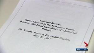 Saskatoon Health Region releases report into unwanted tubal ligation procedures