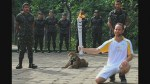 Brazil's army shoots and kills jaguar used in Olympic promotion after animal escaped its leash