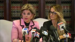 'His campaign has tried to discredit me': attorney Gloria Allred on Trump