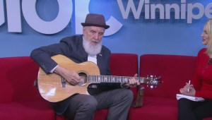Fred Penner previews new album on Global News Morning