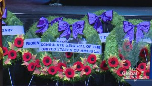 Thousands gather to honour our veterans