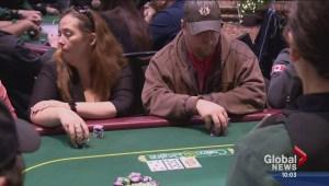 Face of poker evolving at Casino Regina