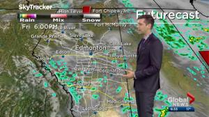 Edmonton Weather Forecast: May 25