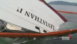 Victims of Tofino whale watching boat sinking identified