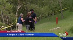 Calgary police lay charges in Crescent Height suspicious death case