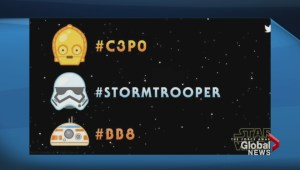 Twitter, Disney release exclusive Star Wars emoji