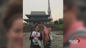 B.C. family recounts Japan's earthquake
