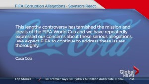FIFA sponsors demand answers