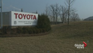 Liberals injecting millions into Ontario's Toyota plants