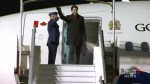 Justin Trudeau arrives in France to address Canada-EU relationship following CETA deal