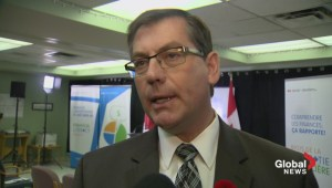 MP Sorensen on falling oil prices and its potential to affect economy