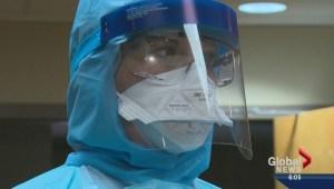 Alberta Ebola precautions