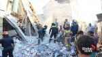 One dead after strong quake on Greek island village